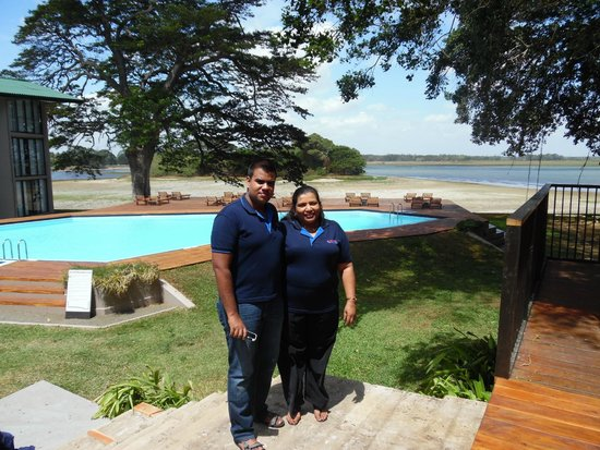 Ekho Safari Hotel : near the swimming pool