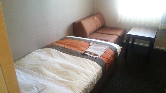 Hotel Crown Palaice Aomori: シングルルーム