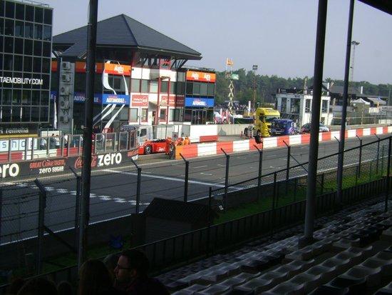 Circuito Zolder Belgica : Circuito de zolder bélgica foto van circuit