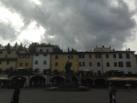 Piazza Matteotti : piazza