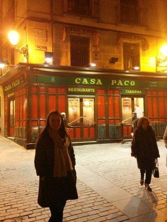 Casa Paco: Feb, 2014