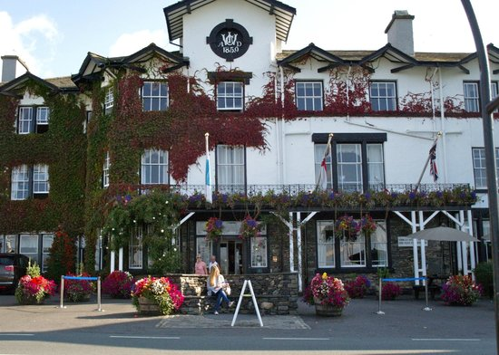 Low Wood Bay Hotel Ambleside