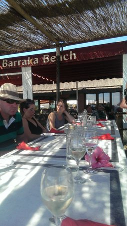 Macdonald Villacana Club Resort: Beach Restaurant Villacana South