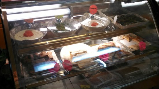 Zaitooni Deli Mediteranean Food