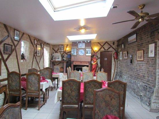 Restaurant Les Canotiers : l'intérieur