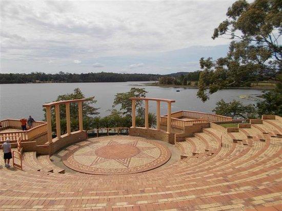 Noosa Botanic Gardens: The Amphitheatre