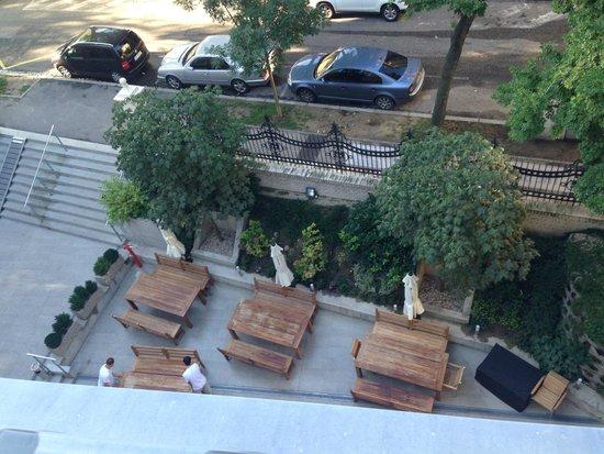 LOFT Hotel Bratislava: Habitación