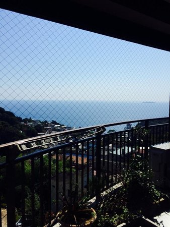 La Vista Izusan: 景色も、いいです