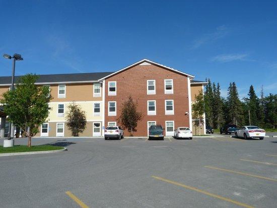 Aspen Extended Stay Suites: Aspen Extended Stay Kenai