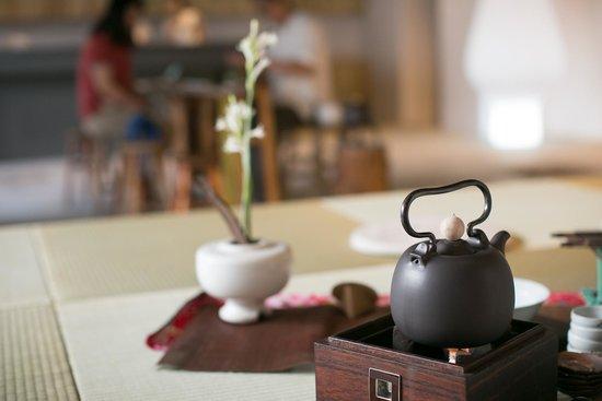 Hotel Day Plus - Teascape: 旅行中的茶香