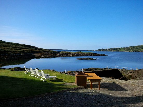 Waters Edge Accommodation : View from the house
