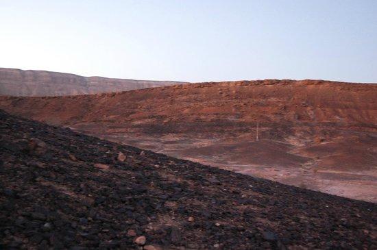 Ramon Crater : Марс