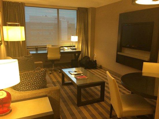 Avenue Suites Georgetown: room.suite