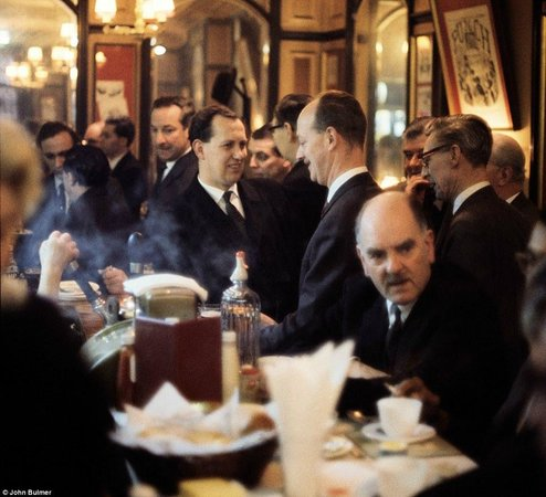 The Punch Tavern 1969 - popular with the journalists of Fleet Street.