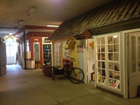 Stege, Dinamarca: Gade parti.