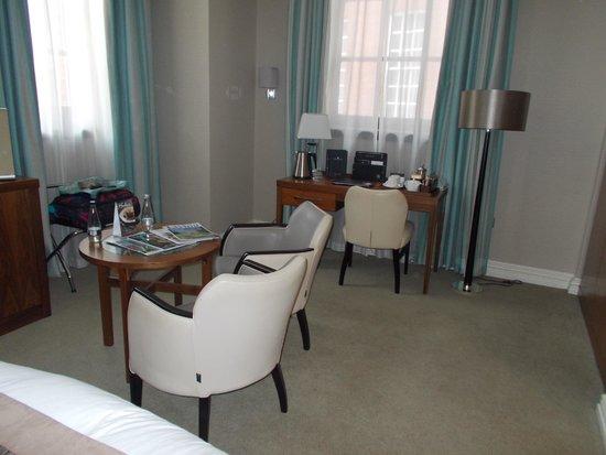 The Grand Hotel & Spa : room