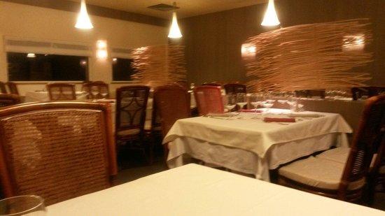 Restaurant La Forêt : Salle