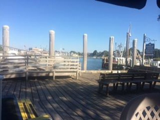 View From Spanky 39 S On The Dock Picture Of Spanky 39 S Clam Shack Amp