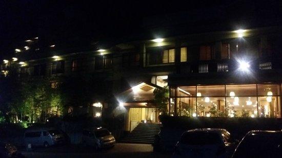 Taketoritei Maruyama: 飯店夜景