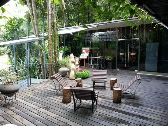 Siloso Beach Resort Sentosa Reception Area