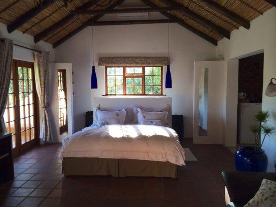 Fraai Uitzicht 1798: Merlot Cottage Bedroom