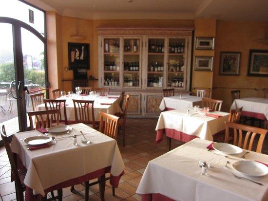 Latini Hotel: sala ristorante