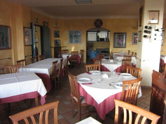 Latini Hotel : sala ristorante