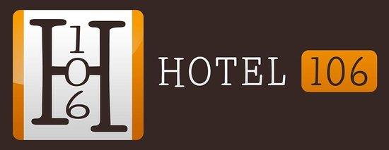 Hotel 106: Logo