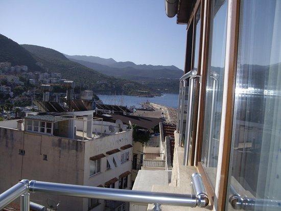 Hotel Sonne: Blick vom Balkon