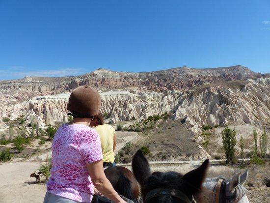 The Dalton Brothers Ranch: Rose canyon, Goreme