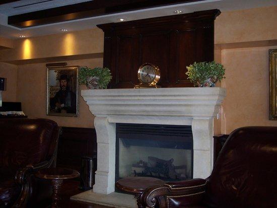 Delamar Greenwich Harbor Hotel : Coffee area