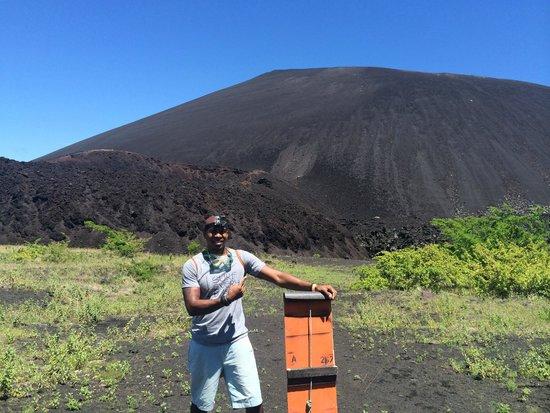 Bigfoot Hostel: Volcan Cerro Negro