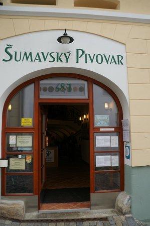 Sumavsky pivovar Vimperk