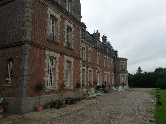 Chateau de Behen : Chaeau de Behen