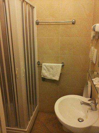 Hotel Brenta Milano: Bagno