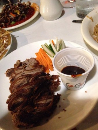 The Boathouse : Total disgrace of Chinese duck !