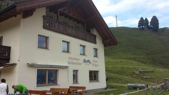 Rifugio Molignon Mahlknechthuette: Hotel