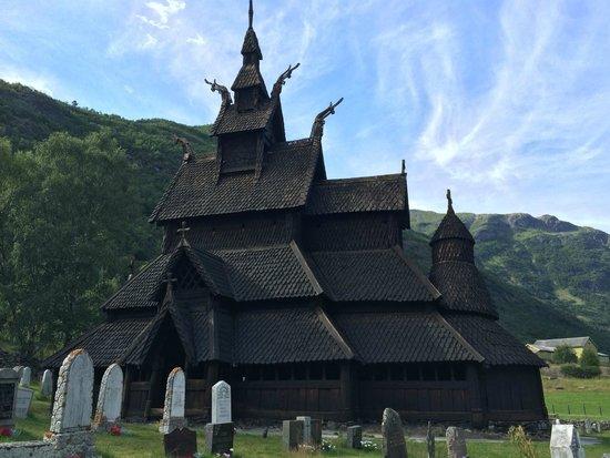 Borgund Stave Church: Церковь