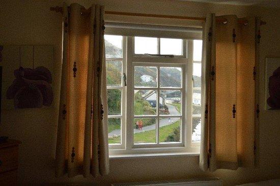 The Riverside: Window view