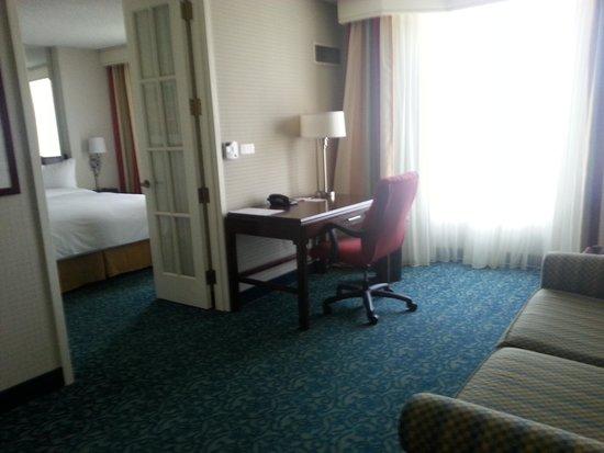 Costa Mesa Marriott: The  Part 32