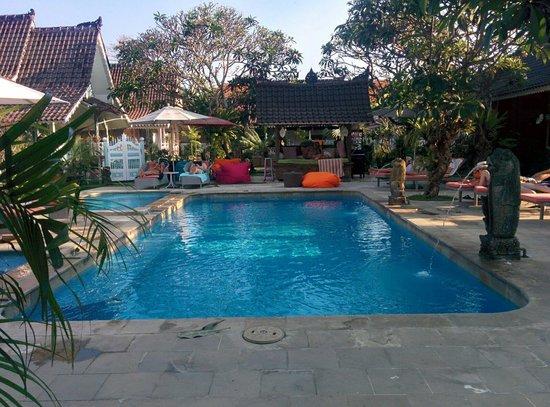 Hotel Puri Tempo Doeloe: Puri Tempo Doeloe Pool