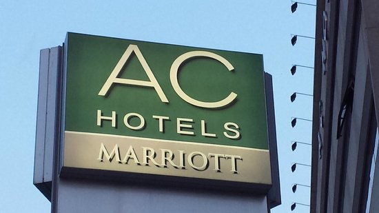 AC Hotel Genova: Great new addtion to Marriott