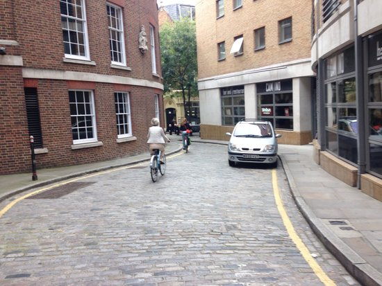 Baja Bikes London: ....