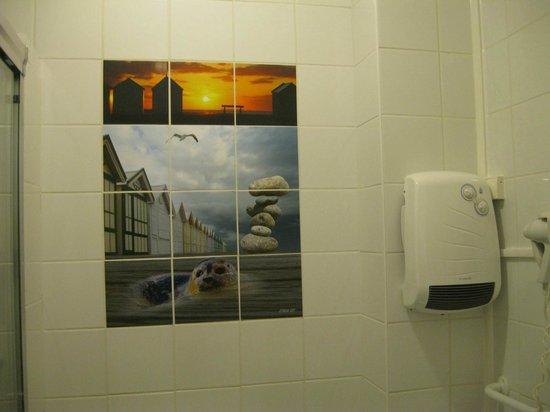 Le Neptune : salle de bain