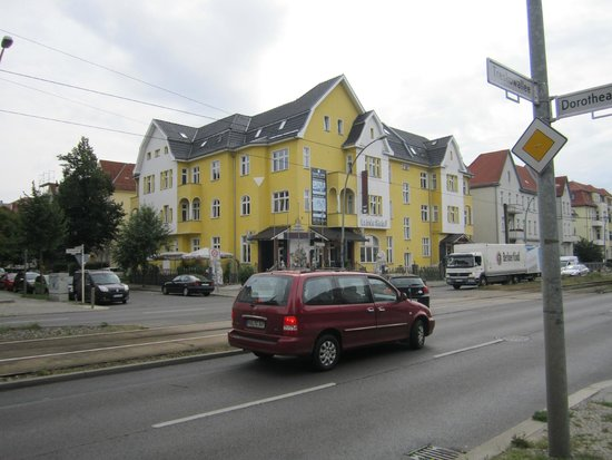 Entree hotel karlshorst ab 36 4 5 bewertungen for Entree hotel