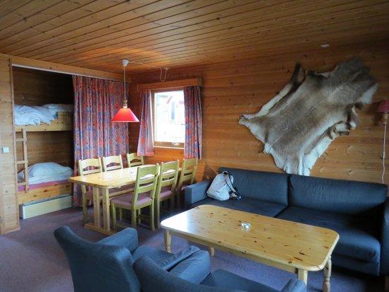 Lillehammer Fjellstue: sala