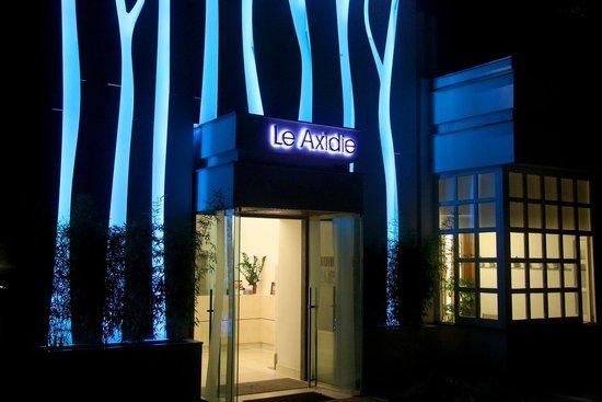Hotel&Resort Le Axidie: В ночное время