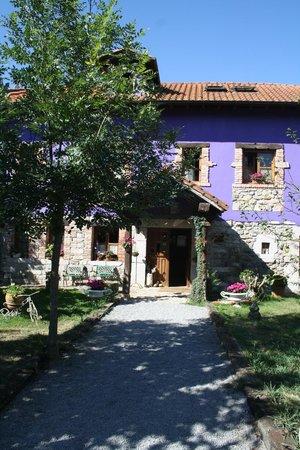 Hotel El Buho de la Remolina: Fachada Ppal
