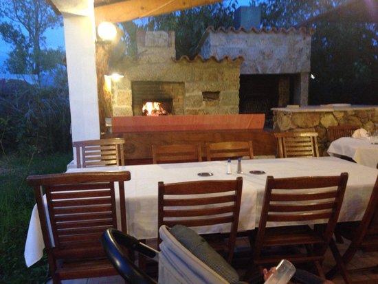 Le Four A Bois Au Bord De Terrasse Picture Of Restaurant Le Rond