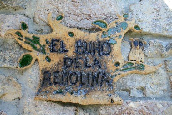 Hotel El Buho de la Remolina: La casa